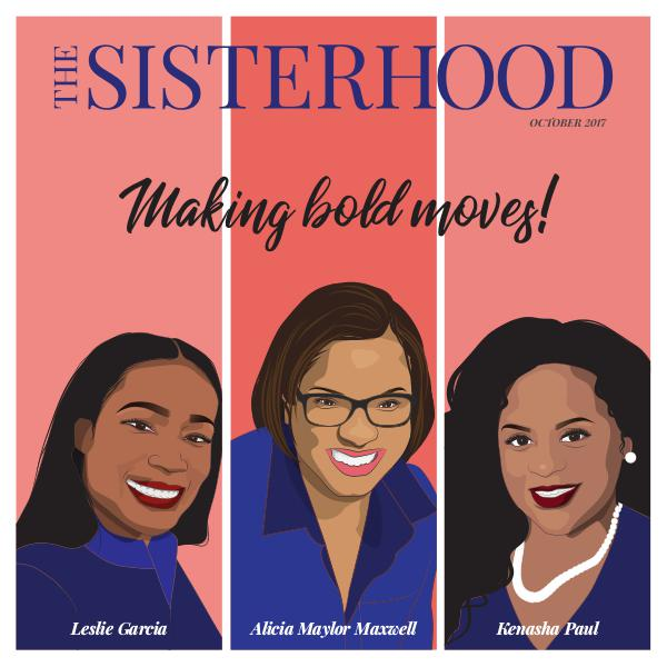 The Sisterhood October 2017