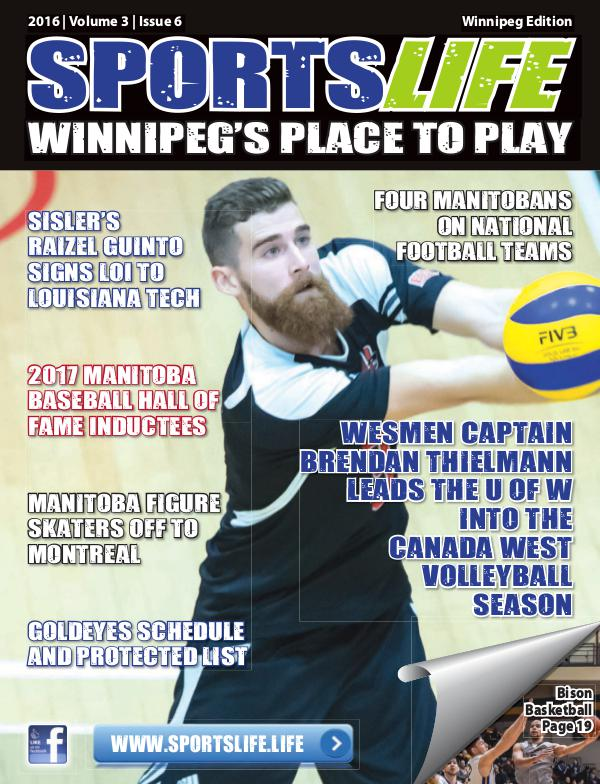 SportsLife issue 6 2016