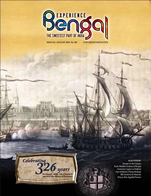 Experience Bengal Issue 1 Volume 1