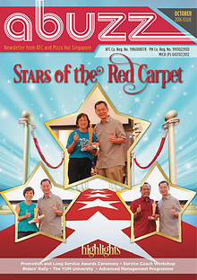 Stars of the RED CARPET