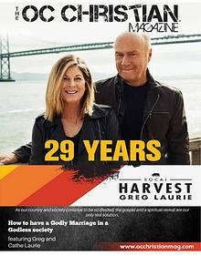 Harvest 2018 summer issue