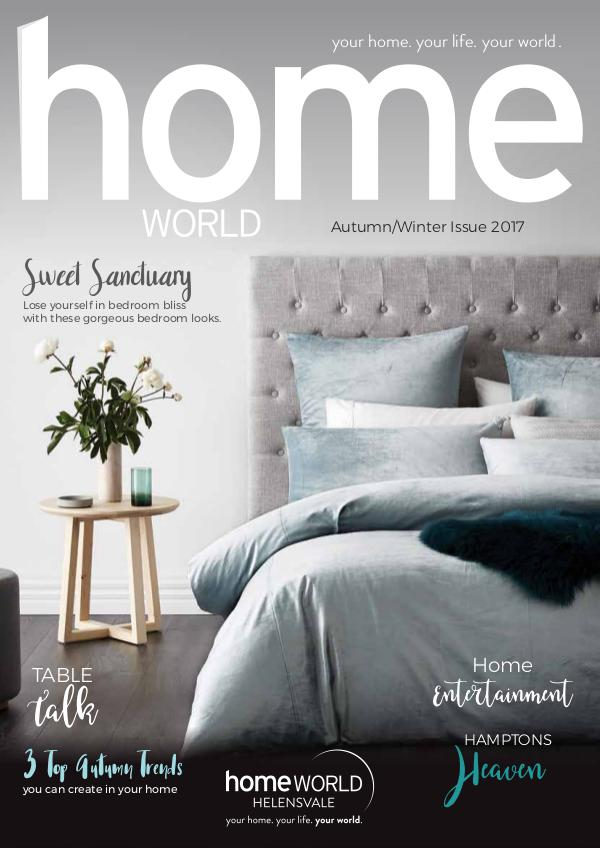 Homeworld Magazine Autumn / Winter 2017