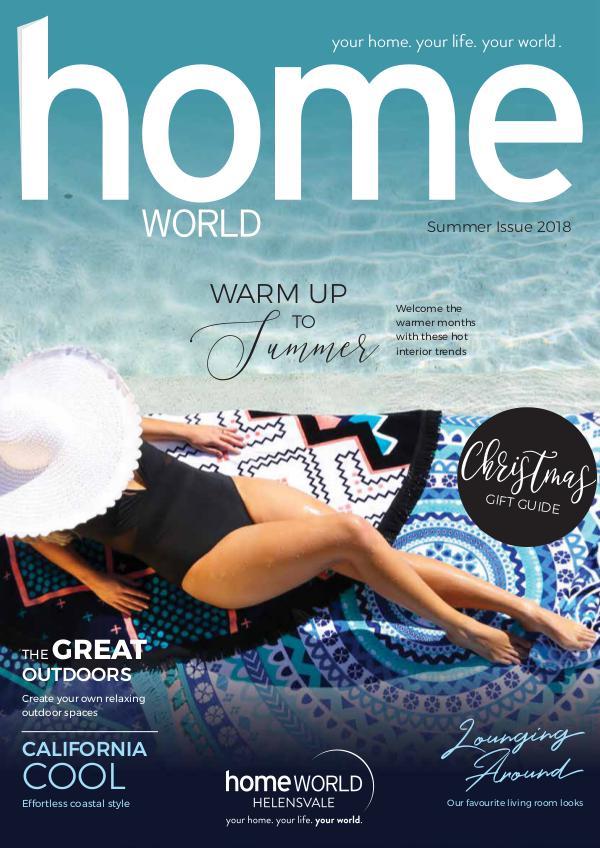 Homeworld Magazine Summer 2018