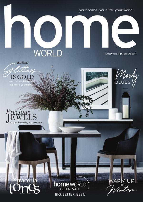 Homeworld Magazine Winter 2019
