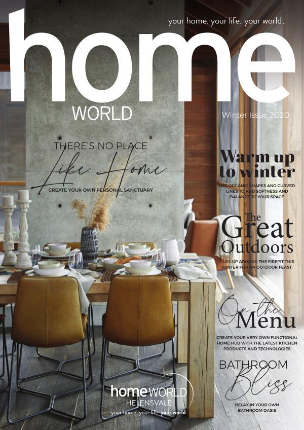 Homeworld Magazine Winter 2020