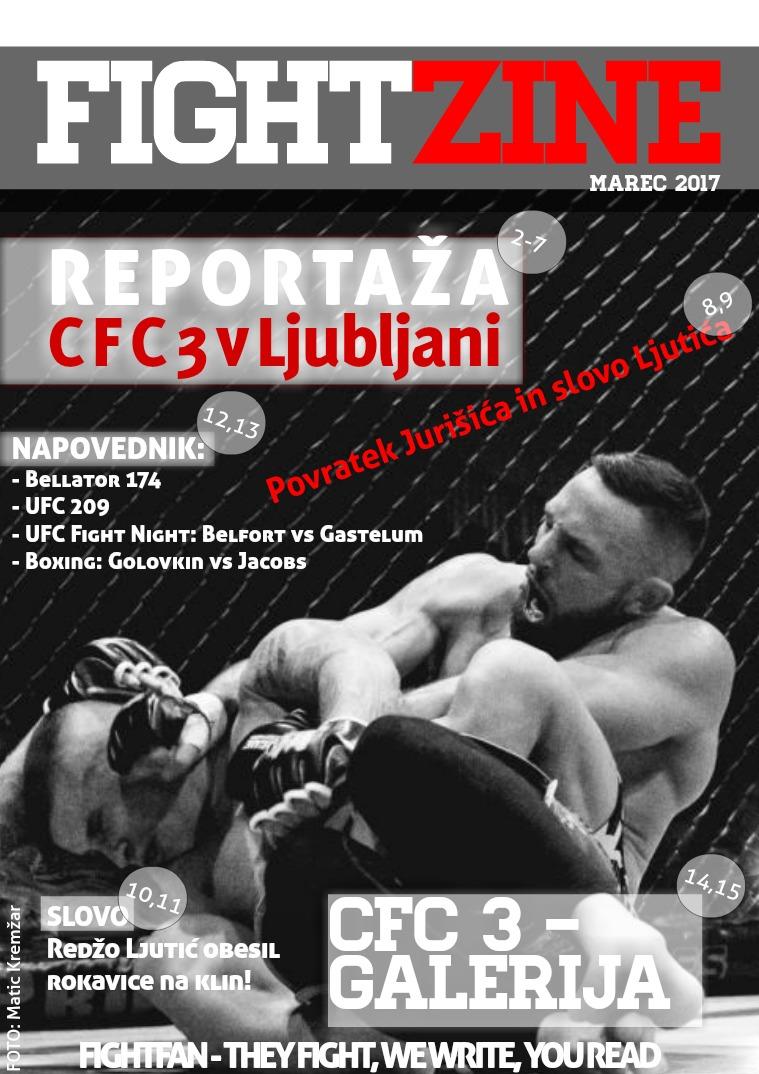 FightZine Marec 2017