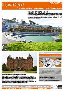 Lingard Styles Newsletter Autumn 2016