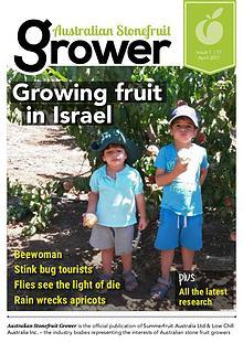 Australian Stonefruit Grower Magazine