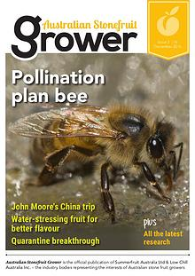 Australian Stonefruit Grower Magazine