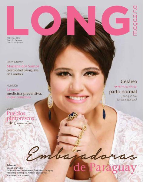 LONG Magazine Long Magazine Edición Invierno 2015