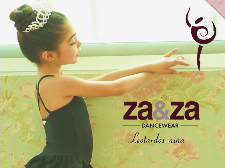 Za&Za Leotardos Niña 1
