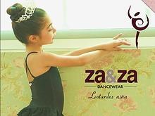 Za&Za Leotardos Niña