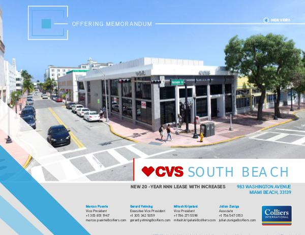 CVS South Beach OM 983 Washington Ave
