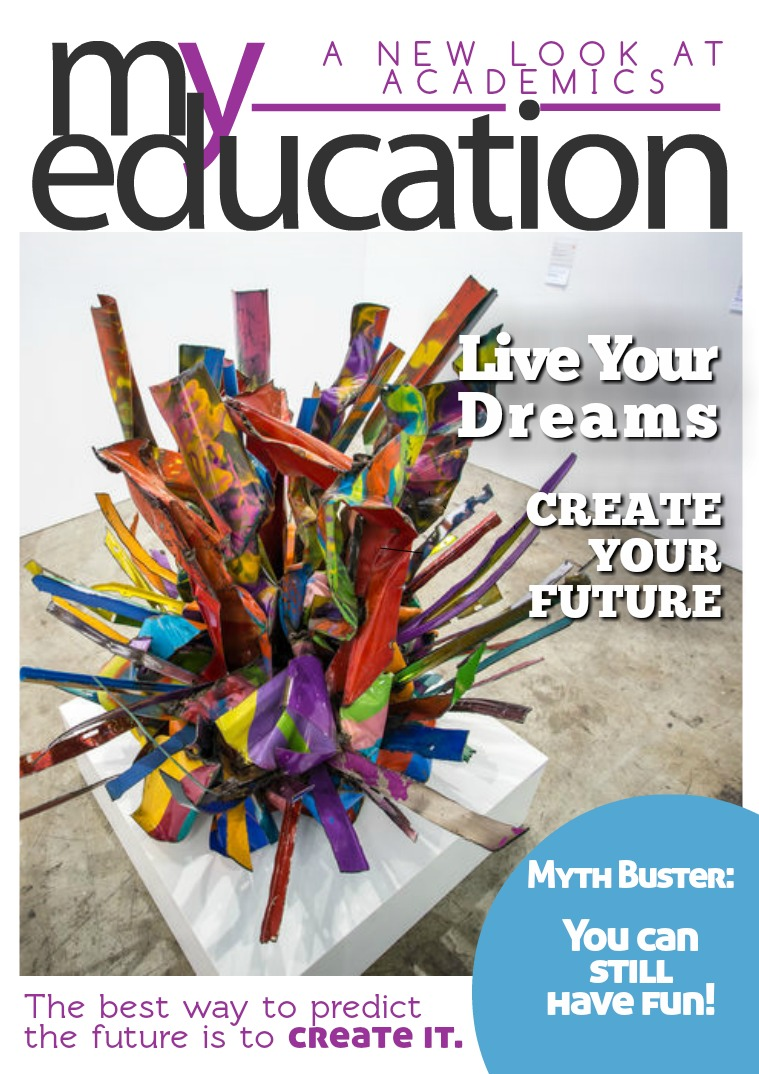 A New Look at Education and Academics GT Issue