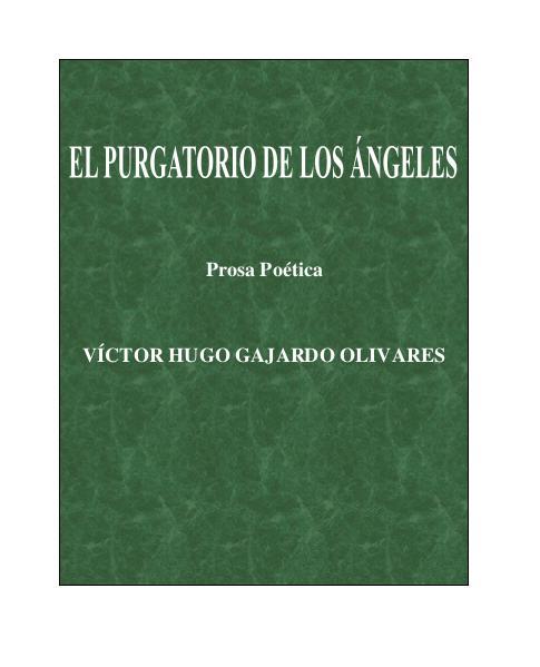 El Purgatorio De Los Ängeles +