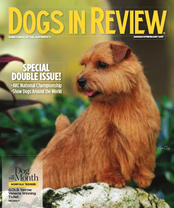 Dogs In Review Magazine Jan/Feb 2017