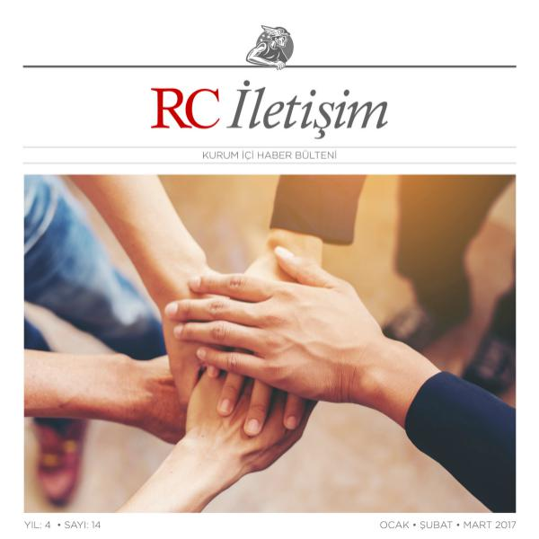 RC İLETİŞİM / SAYI: 14 14