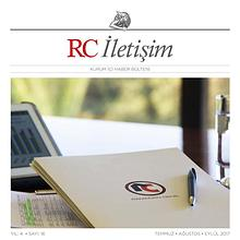RC İLETİŞİM / SAYI: 16