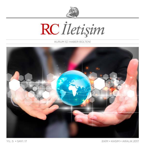 RC İLETİŞİM / SAYI: 17 RC