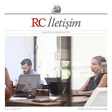 RC İLETİŞİM / SAYI: 21