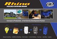 Rhino Rotational Molding