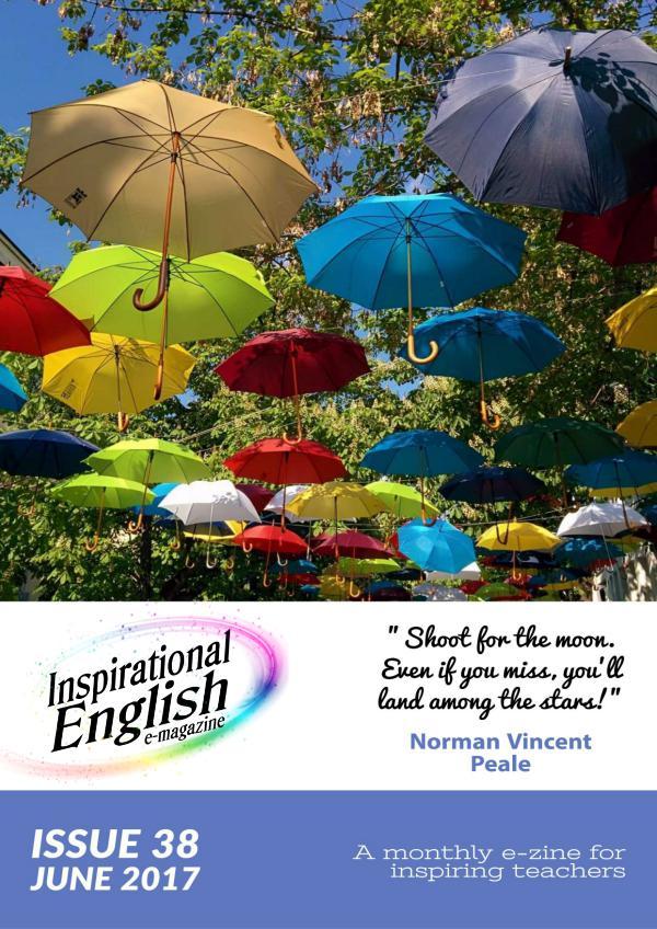 Inspirational English, June 2017 Inspirational English, June 2017