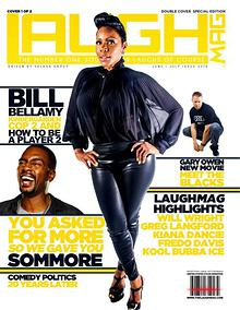 LaughMag Summer 2016 Sommore Cover 1 of 2