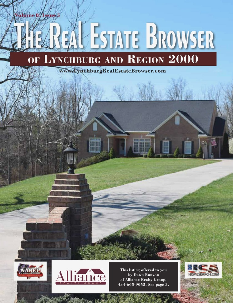 The Real Estate Browser Volume 8, Issue 5