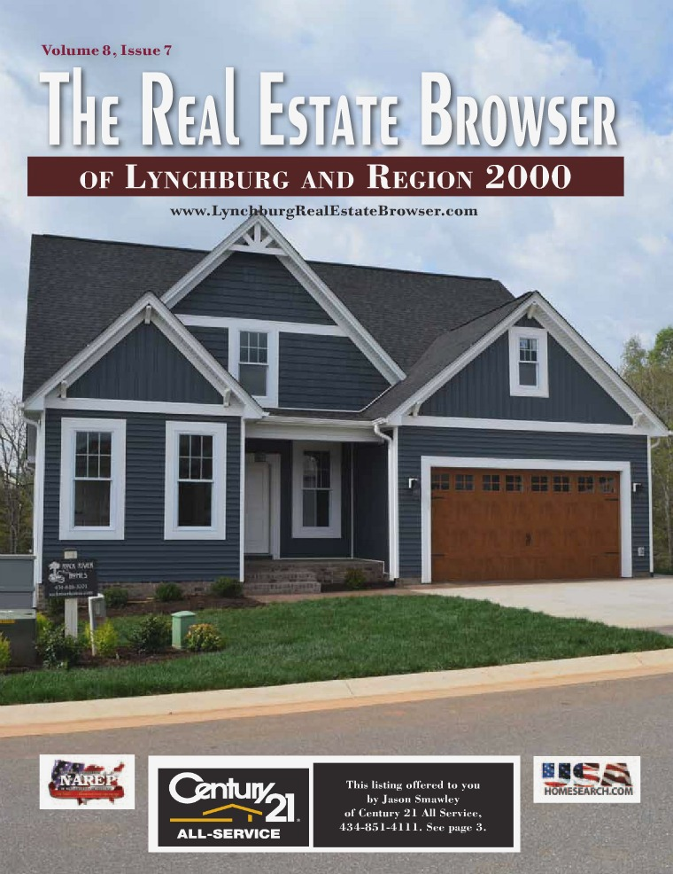 The Real Estate Browser Volume 8, Issue 7
