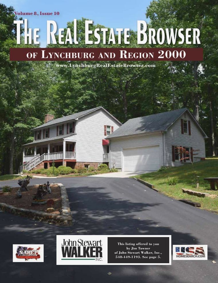 The Real Estate Browser Volume 8, Issue 10