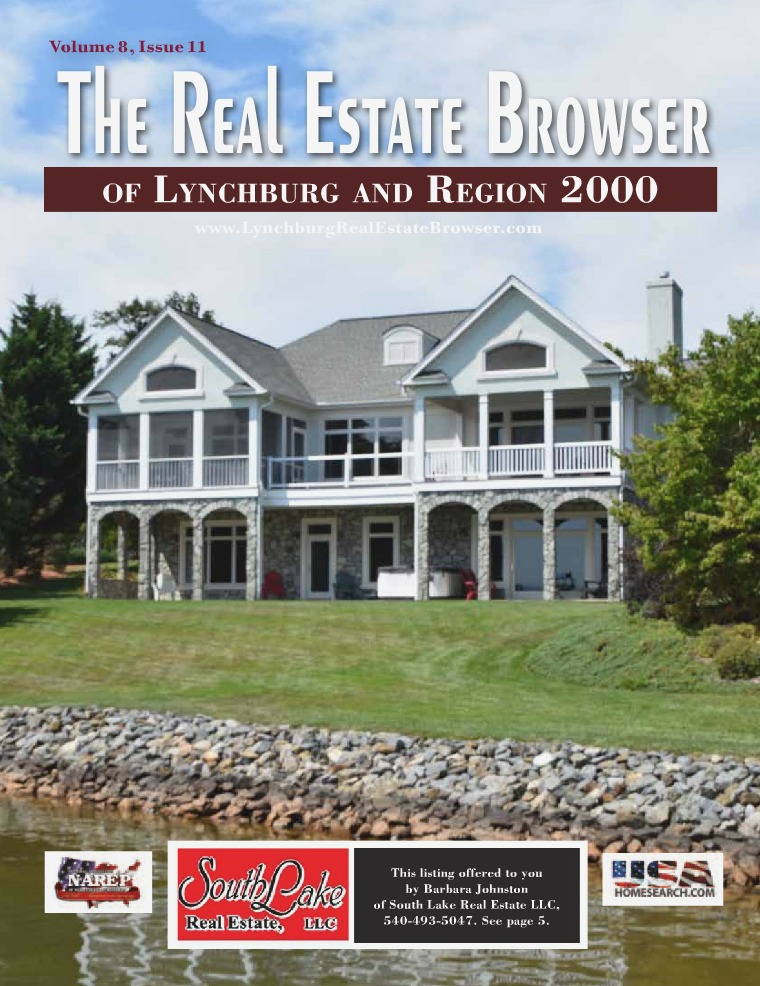 The Real Estate Browser Volume 8, Issue 11