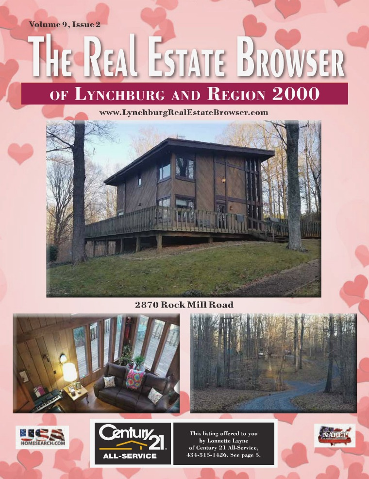 The Real Estate Browser Volume 9, Issue 2