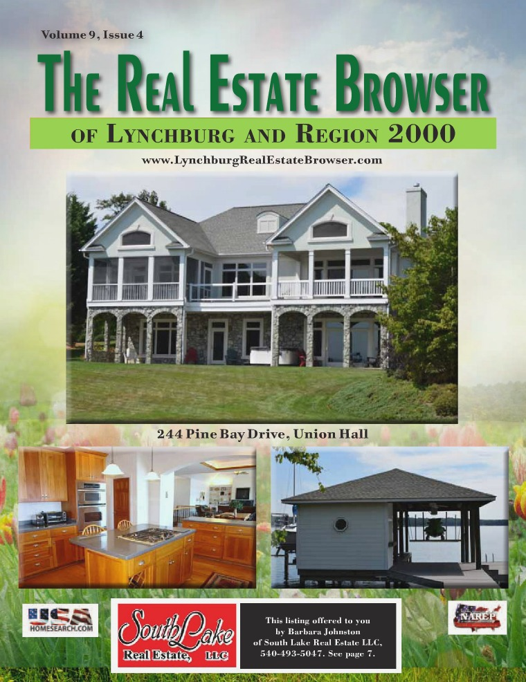 The Real Estate Browser Volume 9, Issue 4