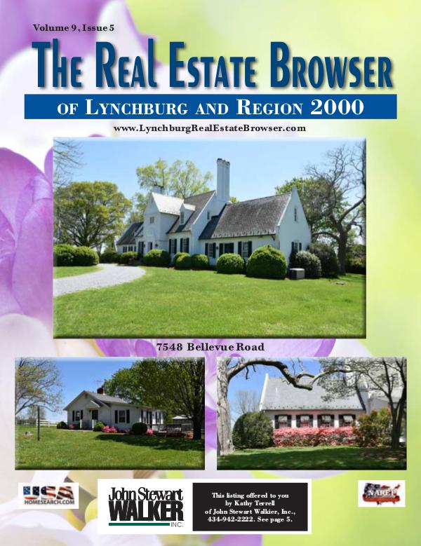 The Real Estate Browser Volume 9, Issue 5