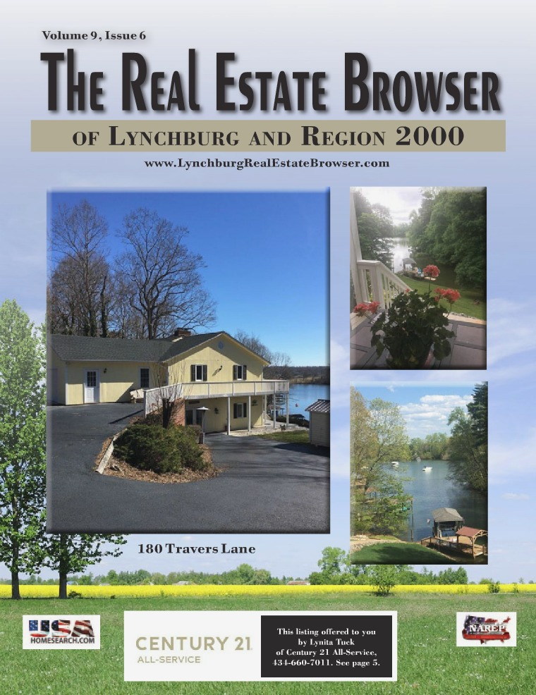 The Real Estate Browser Volume 9, Issue 6