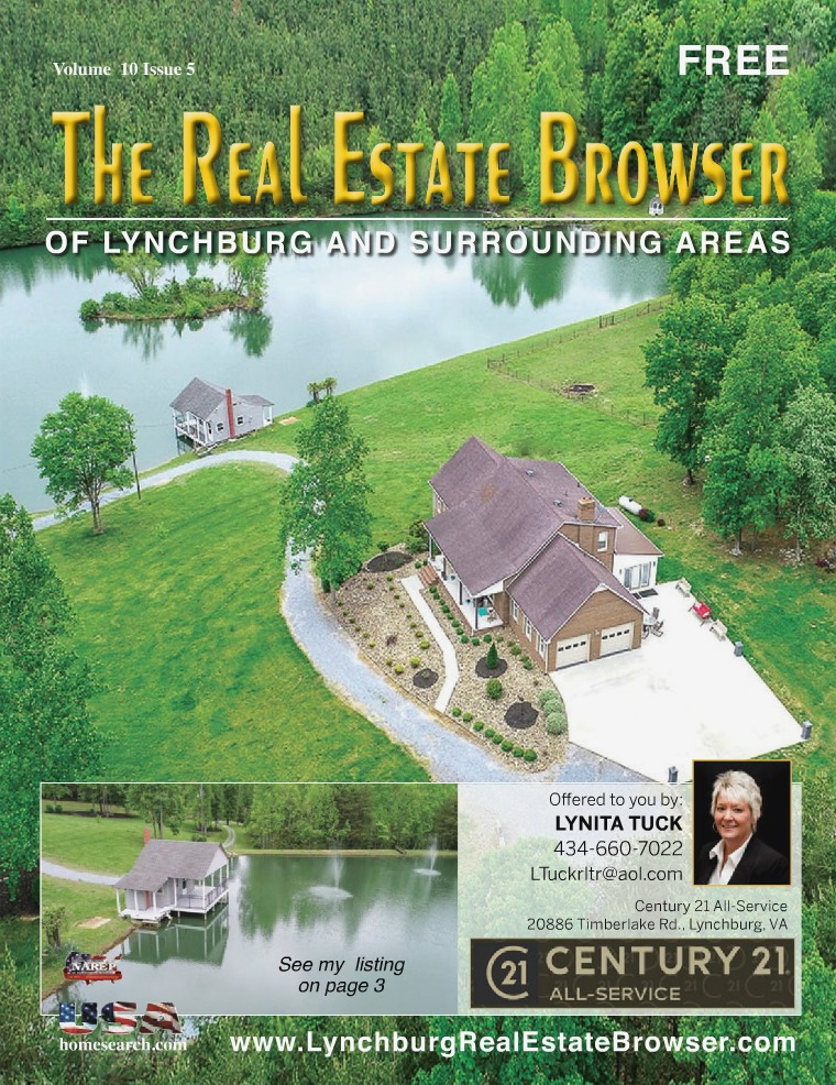 The Real Estate Browser Volume 10, Issue 5