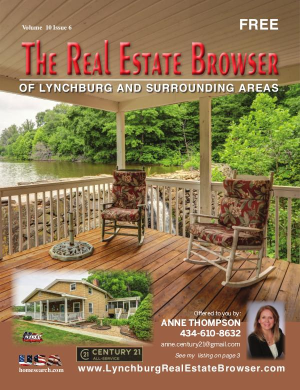 The Real Estate Browser Volume 10, Issue 6