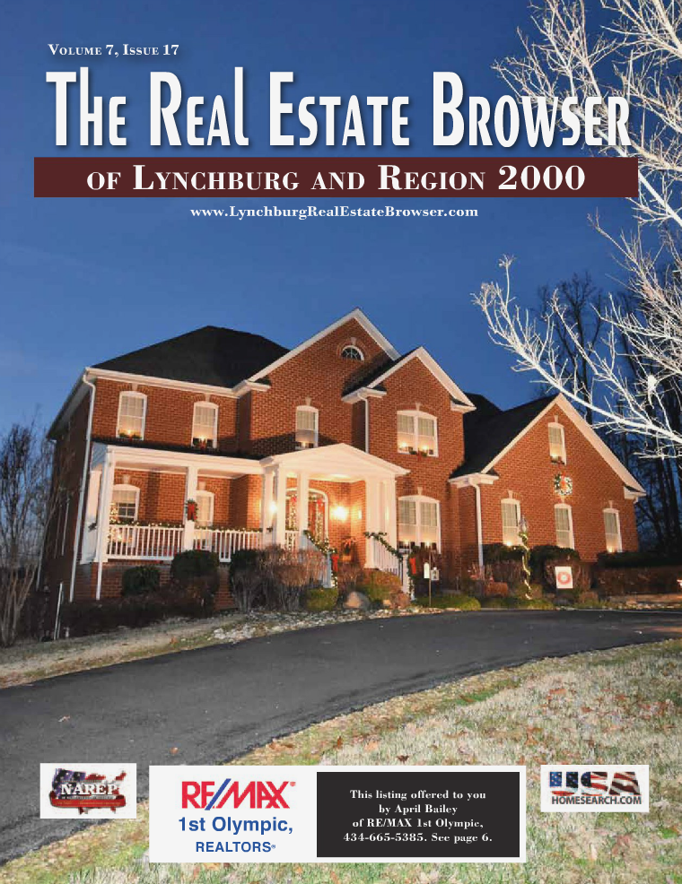 The Real Estate Browser Volume 7, Issue 17