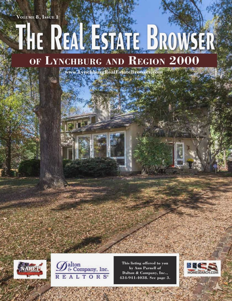 The Real Estate Browser Volume 8, Issue 1
