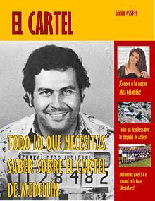 CARTEL DE MEDELLÍN