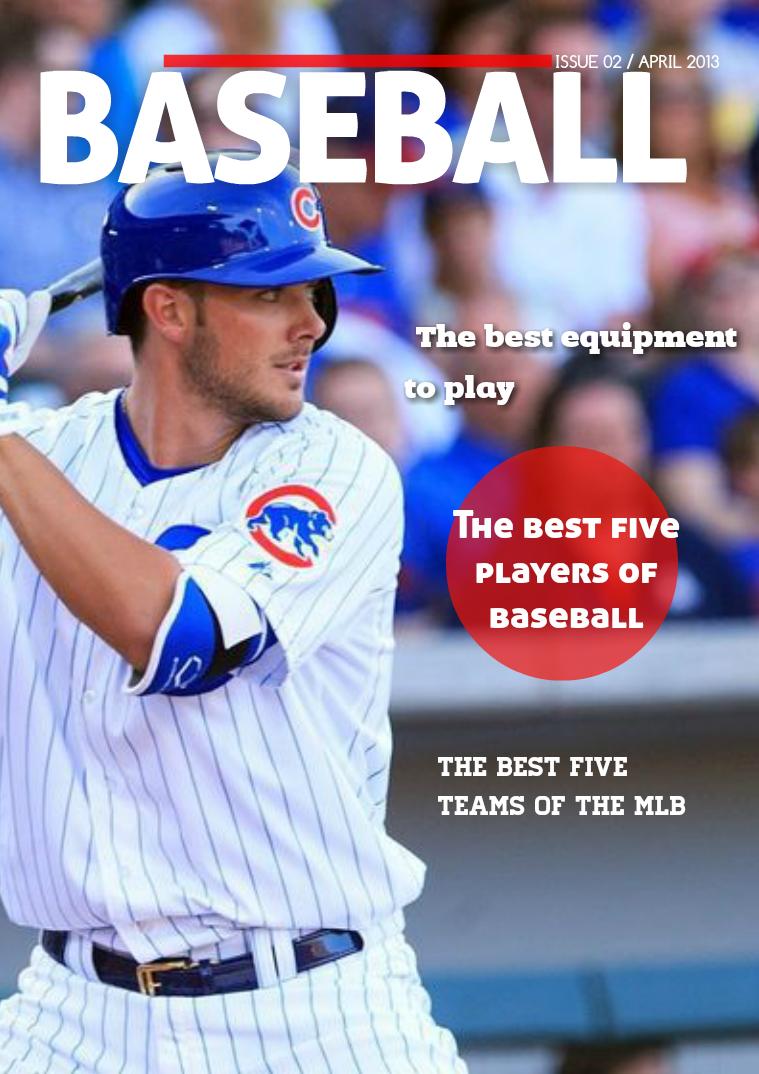 baseball May, 2016