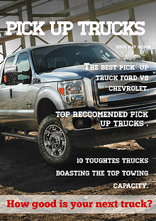 PICK UP TRUCKS