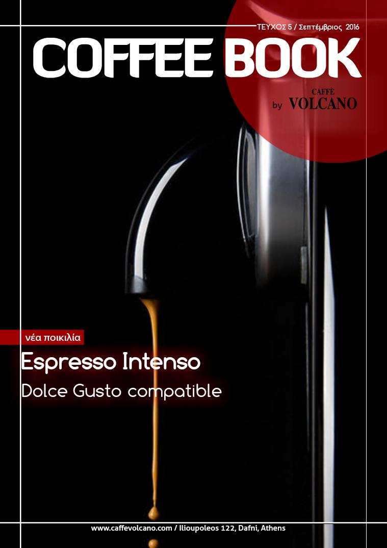 Coffee Book by Caffè Volcano September - Coffee Book