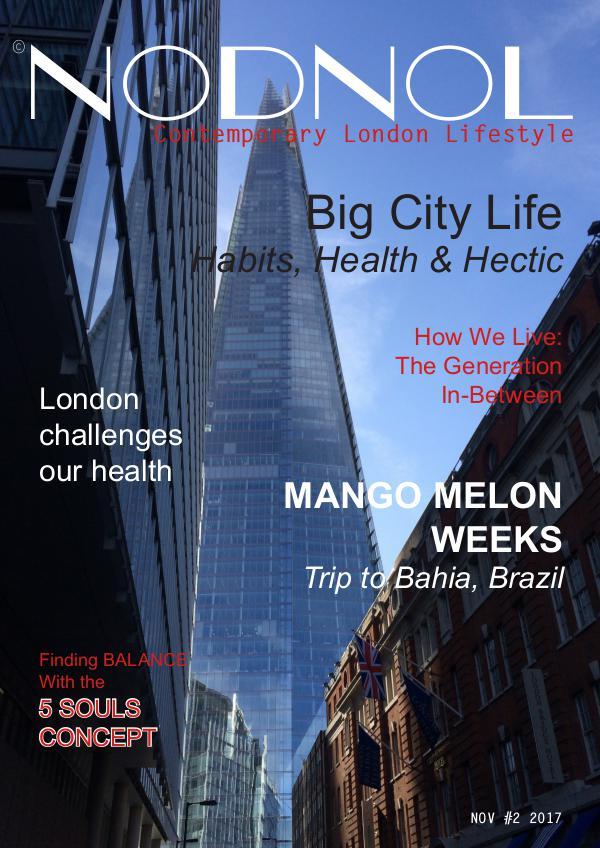 NODNOL ISSUE #2 NODNOL-Issue 2