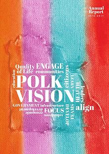 2016 - 2017 Polk Vision Annual Report