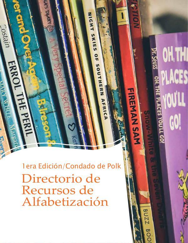Condado de Polk Directorio de Recursos de Alfabetización Spanish-Final Literacy Directory