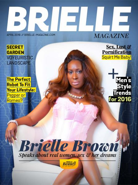Brielle Magazine April 2016