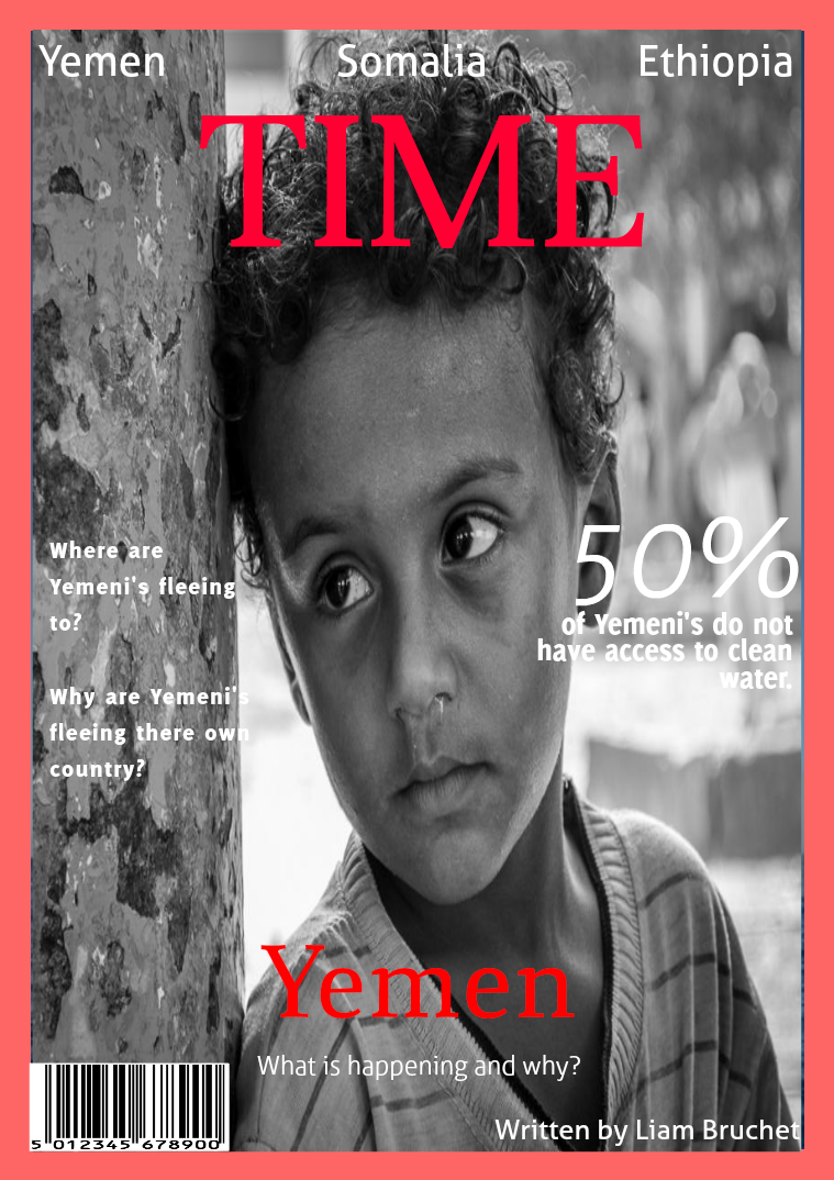 Time TIME refugees