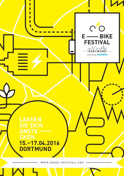 E-BIKE FEstival Dortmund 2016 presented by SHIMANO 11.04.2016