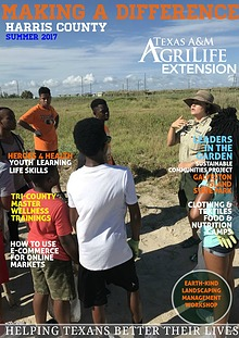 MAKING A DIFFERENCE NEWSLETTER - Issue 3, Volume 17 (Apr 2017)